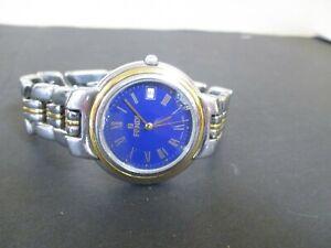 Fendi Orologi Blue Dial Watch Model 980G