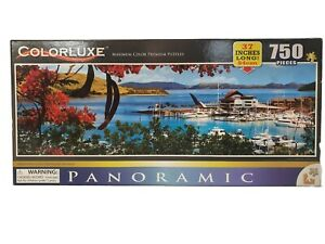 Colorluxe Jigsaw Puzzle Whitsunday Islands Panoramic 750 Pieces