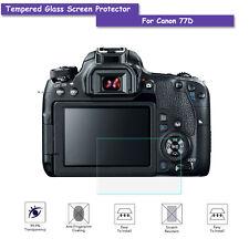 JJC LCP-70D LCD Film protector Protector de pantalla cubierta para Canon EOS 70D 80D Cámara