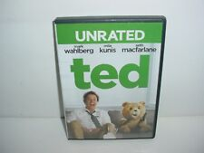 Ted Unrated DVD Movie