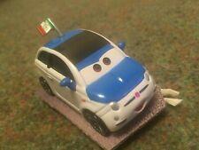 Disney Pixar Cars 2 Frank Clutchenson Francesco Fan Mattel 1.55 Scale New Loose