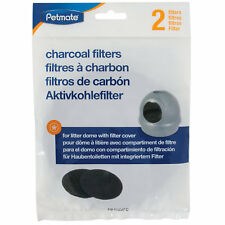 Petmate Booda Dome Litter Pan Filter 2pk  (Free Shipping)