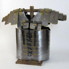 ROMAN Soldier Legionaire LORICA SEGMENTATA Steel Cuirass Breast Plate ARMOR New
