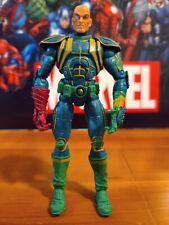 Baron Von Strucker Marvel Legends Face Off Hydra Captain America villain