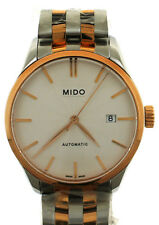 Mido Belluna II Date Automatic Stainless Rose Gold PVD Watch M024.407.22.031.00