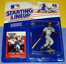 1988 Dave Parker #39 Oakland Athletics A's Rookie Starting Lineup with Reds card
