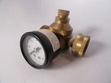 Watts H560 Mini Brass Water Pressure Regulator