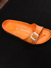 Birkenstock Madrid Neon Orange 36N - 38N -  39N - 41N