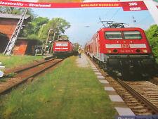 Archiv  Eisenbahnstrecken 205 Neustrelitz Stralsunf Berliner Nordbahn