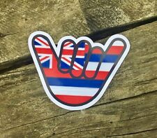 Hang Loose Hawaii sticker - Laptop, Tablet, Surf