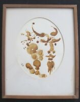 Abstract Original Fine Art Initialed Wax Print by Irwin Touster