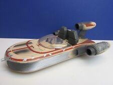 star wars POWER OF THE FORCE potf LANDSPEEDER VEHICLE SHIP complete 1995 48i