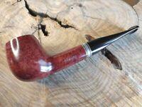 pfeife Muller Biliard bruyere briar filter 9mm Tabakpfeife 22 gr.48 pipa pipe