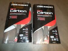 New 2 Stiga Pro Carbon Table Tennis Ping Pong Paddle