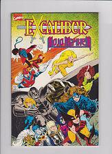 Marvel Comics Excalibur Mojo Mayhem Tpb