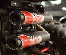 Big Gun EVO U Slip On Exhaust Pipe Polaris RZR XP1000 XP 4 1000 Turbo 2016