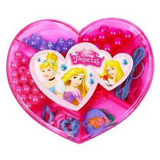 DISNEY Princess Create Your Own Jewellery Maker Set Beads Kit Bracelet Necklace