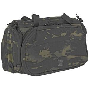 "Grey Ghost Gear Range Bag 1260 Cu. In. Multicam Black 9""T X 20""W X 7""D  60200-42"