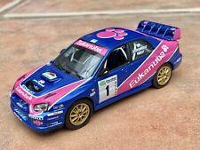 1/43 IXO Subaru Impreza WRC Stefffani 2004. Italy Prodrive Code 3
