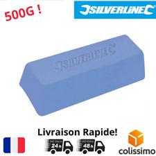 Silverline Pate A Polir Bleue Polissage Finition Plastique Cuivre Acier Metaux