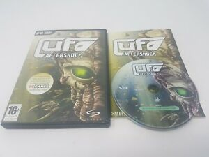 UFO Aftershock PC Game + Free UK Delivery