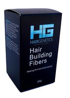 Hair Genetics Keratin Hair Building fibres 22g Pack Professional Quality Thick