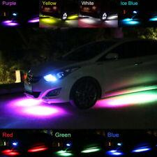 APP Control LED RGB Light Strips Under Car Underbody Music Control Neon Glow Kit