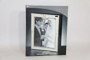 Silver Wedding Album New In Box Godinger