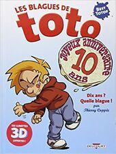 Thierry Coppée - Les Blagues de Toto HS - Dix ans ? Quelle blague ! - 2014 - Ban