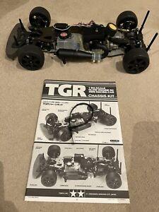 TAMIYA TGR fs-15rb 2speed RARE(TGX TGR TG10) 44030