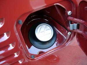 VW TYPE 2 BUS FUEL TANK NECK & TANK BASE SEAL w/GAS DOOR RUBBER STOPS