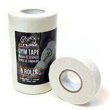 Rival Gym Bande Boxe Lot de 6 Rolls Ruban de Toile Entrainement