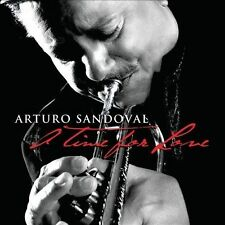 A Time for Love by Arturo Sandoval (CD, May-2010, Concord Jazz)