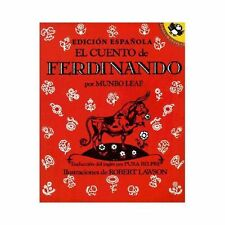 El Cuento de Ferdinando The Story of Ferdinand in Spanish  Picture Puffins