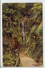 (Ll300-373) QUINTON (ARQ), Shanklin Chine, Isle of Wight c1920, 2262/*2622 G-VG