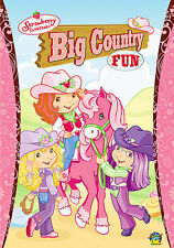Strawberry Shortcake - Big Country Fun (DVD, 2008,)