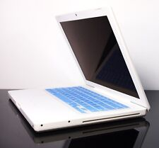 """BLUE Silicone Keyboard Skin Cover for OLD Macbook 13"""""""