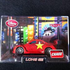 Disney Store Cars LONG GE Character Replica Diecast In Collector Case CHASE