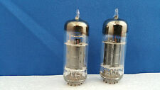 pair of 6350 sylvania  Vacuum Tubes