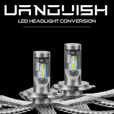 H4 LED Headlight Conversion Kit LLA Vanquish High Beam / Low Beam