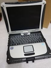 "Panasonic CF-19 MK8 10,1 "" Intel I5 3610m 16gb 512gb SSD Win7 pro Layout De 3j"