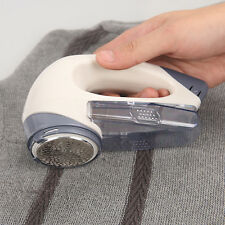 Electric Sweater Clothes Lint Pill Fluff Remover Portable Fabrics Fuzz Shaver