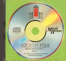 Music House(CD Album)Country Folk: Atmospheres 7-