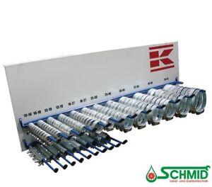 TOP Schlauchschellen Set Sortiment 220 St. inkl. Rack Aufsteller, 6 -70mm Aktion