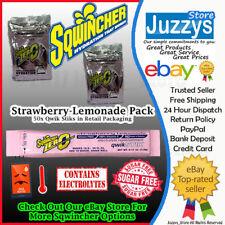 Sqwincher® Qwik Stiks 50x Bag - Strawberry Lemonade Sugar Free
