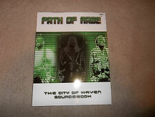 Haven City of Violence RPG Path of Rage
