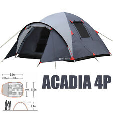 EPE ACADIA 4 PERSON FAMILY DOME TENT (SLEEPS 4) ACA4MT
