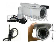 Telecamera alta risoluzione Sony Effio-E 1/3 700TVL lente varifocale 2,8-12mm