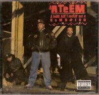 A.T.E.E.M. A hero ain't nuttin' but a sandwich (1992) [CD]
