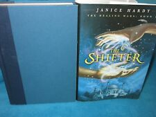 The Shifters ~ Janice Hardy. 1st HbDj. Bk 1. The HEALING Wars.  UNread!  in MELB
